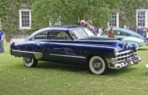 1949 Cadillac Series 61 Club Coupe (photo courtesy of Brian Snelson)