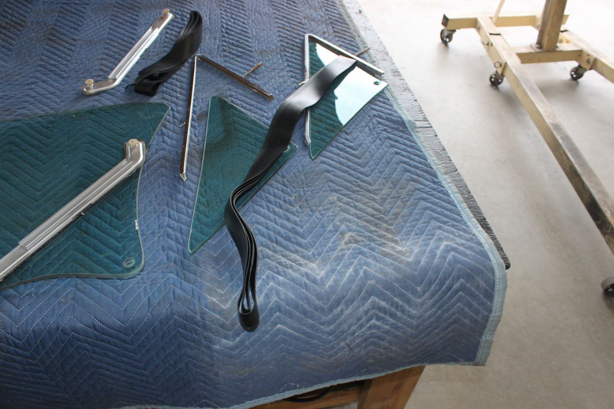 I can see clearly now step by step guide to vent wing for 1967 chevelle vent window assembly