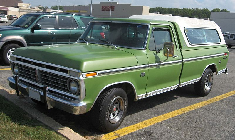 Tacoma A Vendre >> Evolution of the Ford Pickup: America's Other Sweetheart | Pomona Swap Meet