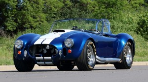 This 1967 Shelby Cobra 427 S/C sold for $1,045,000 at Mecum's 2015 Monterey sale (photo courtesy of Mecum Auctions)