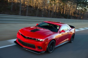 2015 Chevrolet Camaro Z/28 (photo courtesy of General Motors)