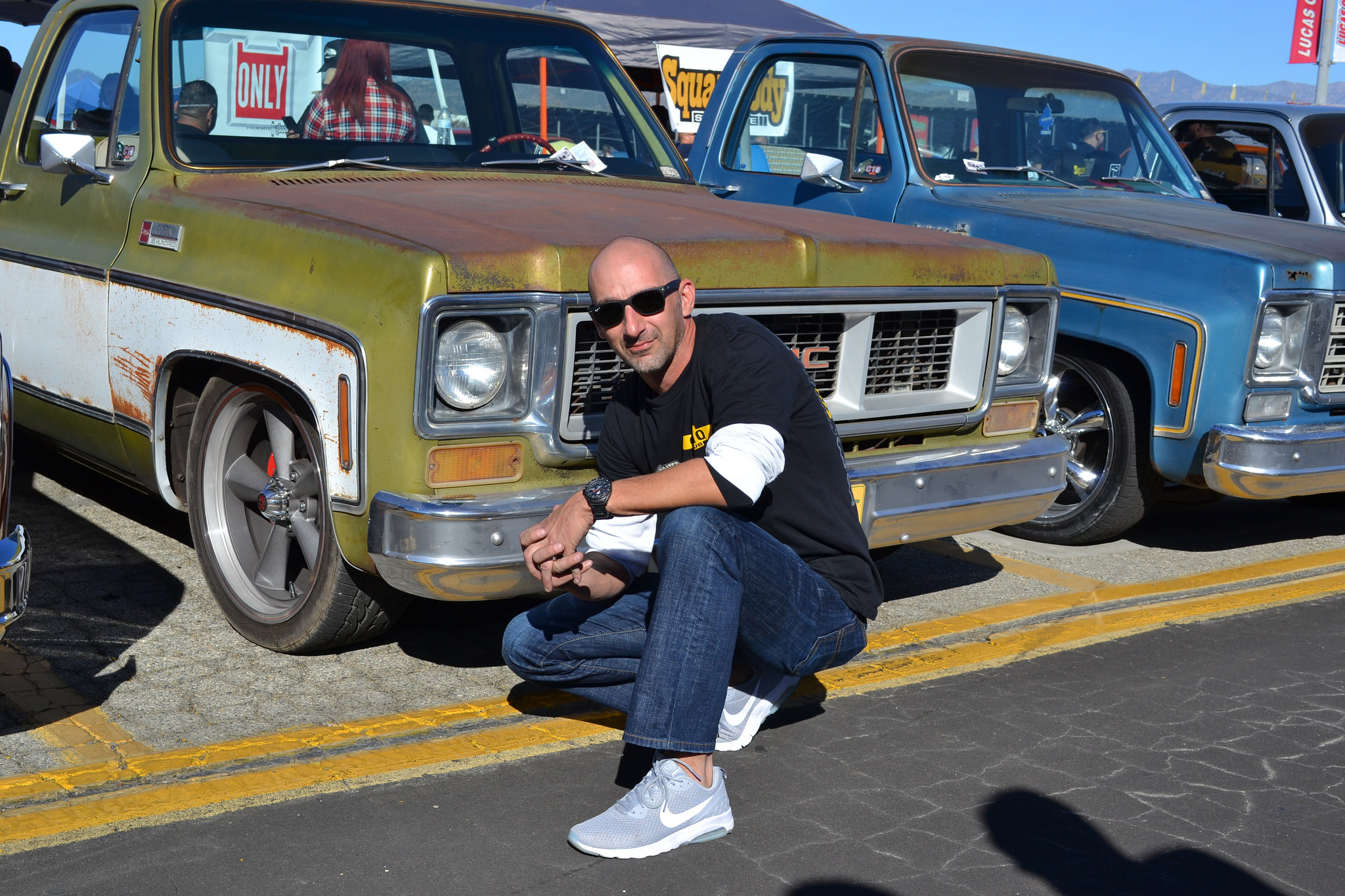 Another Successful C/10 Club Toy Drive | Pomona Swap Meet