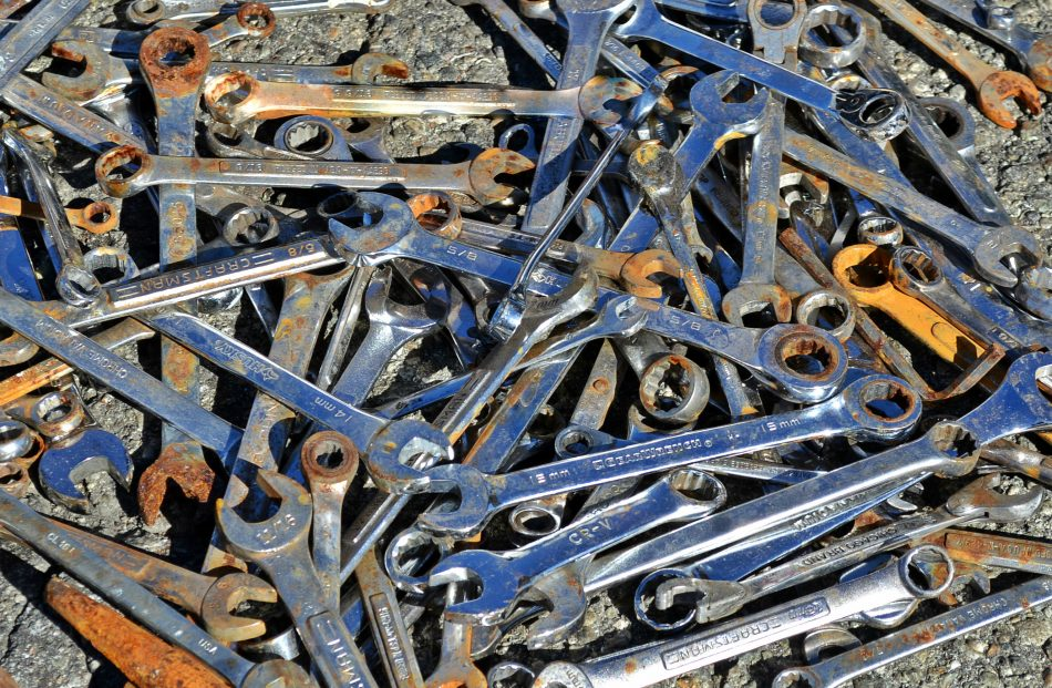 Used Wrenches
