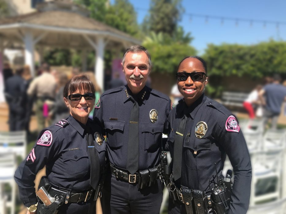 Pomona PD & the Pink Patch Project