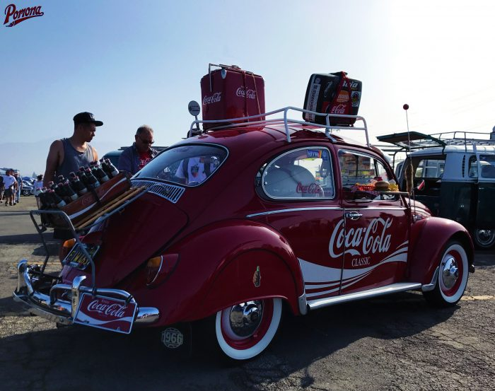 Coca-Cola VW Bug