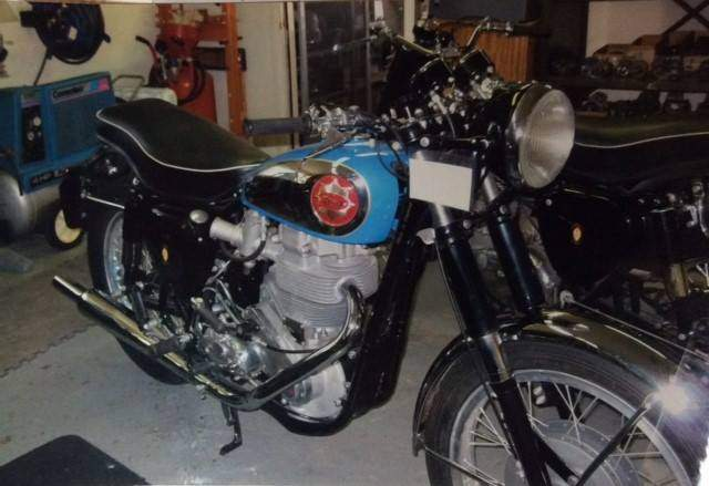 Image of 1960 BSA Clubman (CA) - $26,000