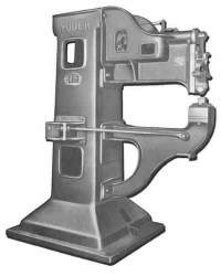 Image of Yoder or Pettengill - Quickwork power hammer