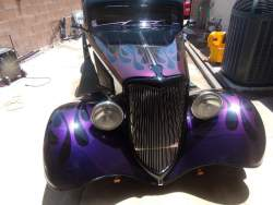 Image of 1934 Ford Coupe