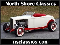 Image of 1932 FORD ROADSTER -CONVERTIBLE HI-BOY- OHV - 401