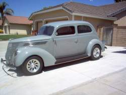 Image of 37 Ford Hot Rod
