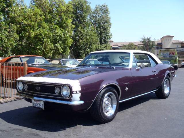 Image of 1967 Chevrolet Camaro SS