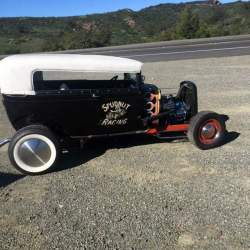 Image of 1929 RAT ROD