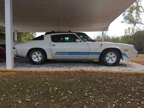 Image of 1981 Chevrolet Camaro Z28 (AL) - $18,500