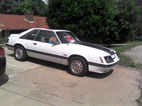 Image of 1986 Ford Mustang GT (PA) - $7,000