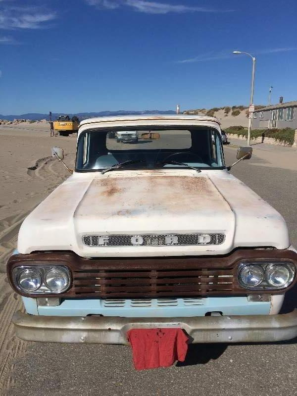 Image of 1959 Ford F-250