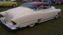 Image of Chopped  Custom '52 Olds Sled