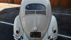 Image of 1955 VW OVAL ONE OWNER ORIGINAL TITLE