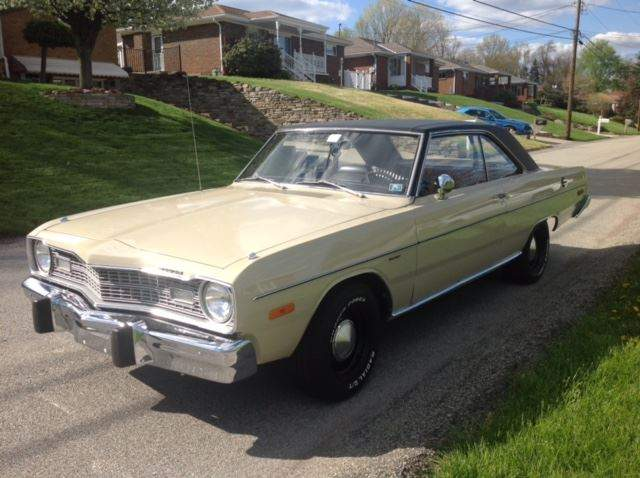 Image of 1974 Dodge Dart Swinger (PA) - $9,200 OBO