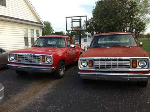 Image of 1978 Dodge Lil Red Express (KY) - $19,900