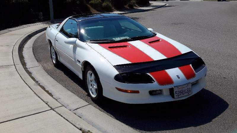 Image of 1997 30th Anniversary Camaro Z28
