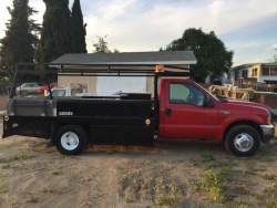 Image of 2002 Ford F350 7.3 Diesel 1 Ton Flatbed