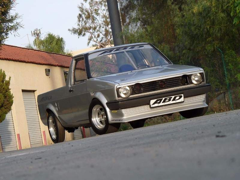 Image of ABD Racing Volkswagen Drag Pickup