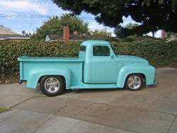 Image of 1953 Ford F-100 Custom