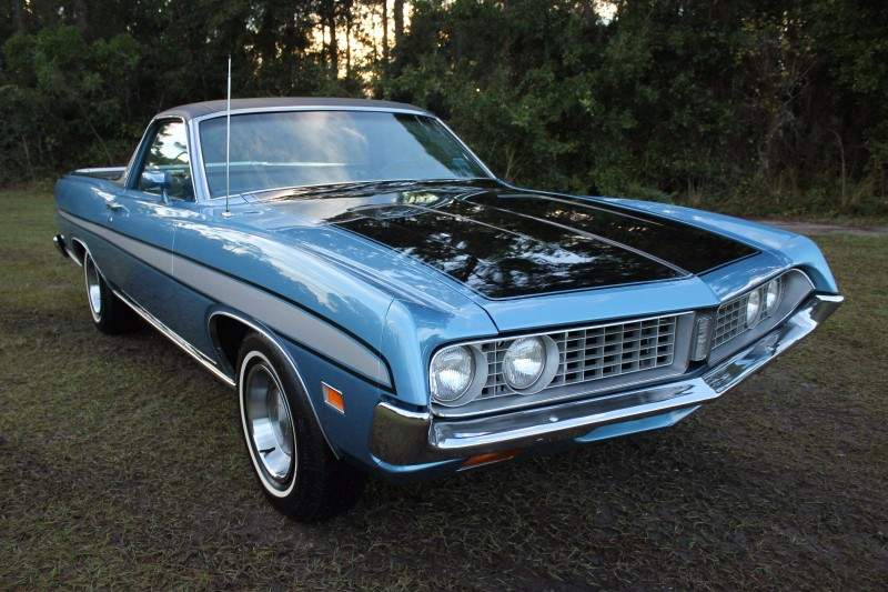 Image of 1971 FORD RANCHERO - 351 Cleveland, Air Cond