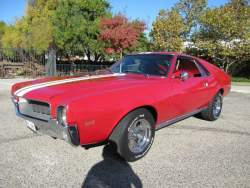 Image of 1968 AMC AMX