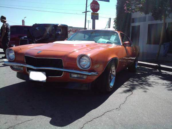 Image of 1970 Camaro