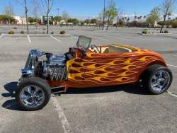 Image of 1934 Ford Roadster