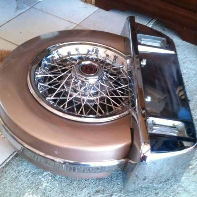 Fifth Wheel Continental Kit : Auto parts page pomona classifieds