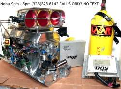 Image of New Chevy Big Block Custom Built Electronic F/I
