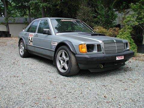Image of 1984 Mercedes Benz 190D (NC) - $13,500