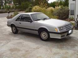 Image of 1982 Ford Mustang (TX) - $8,500