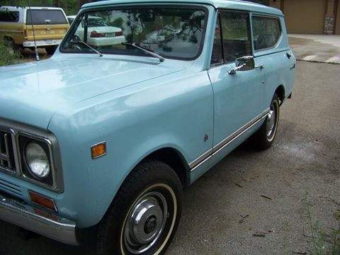 Image of 1975 International Scout II (CO) - $19,900
