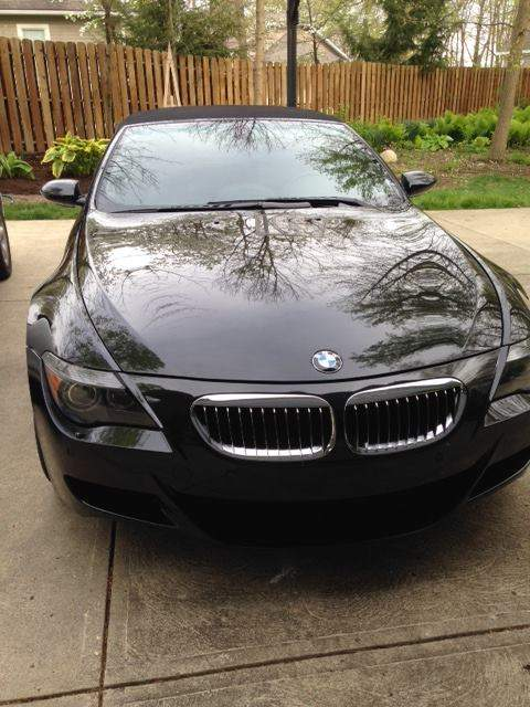 Image of 2007 BMW M6 (IN) - $39,900