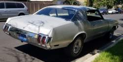 Image of 1970 Oldsmobile Cutlass Supreme, 2 door hardtop